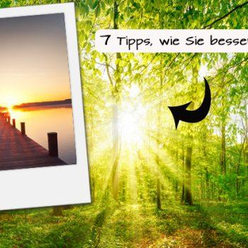 7 Tipps für das bessere Aufwachen